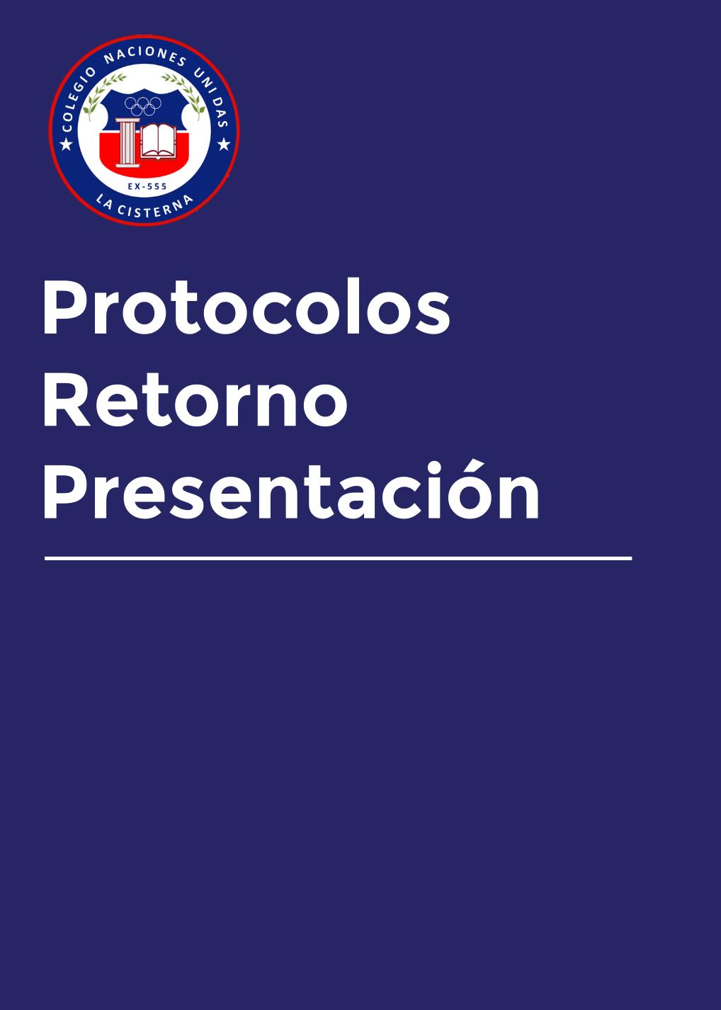 protocolo retorno